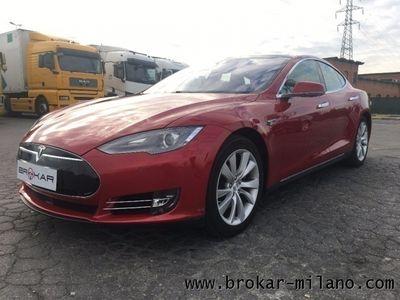 usata Tesla Model S MODEL S90kWh Dual Motor