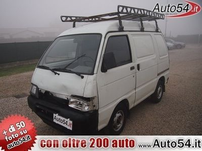 usata Piaggio Porter 1.3i 16V cat Blind Van
