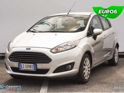 gebraucht Ford Fiesta Fiesta1.5 tdci 75cv 5 porte Roma