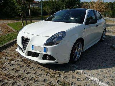 usata Alfa Romeo Giulietta Quadrifoglio TCT