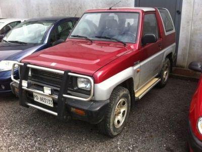 usata Daihatsu Rocky 1.6i cat Resin-top DX