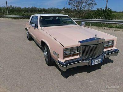 usata Cadillac Eldorado coupè - 1985