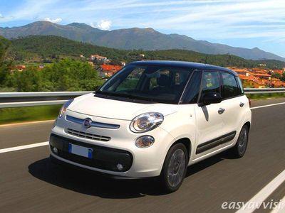 usata Fiat 500L 1.4 95 cv lounge bicolore benzina