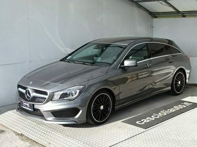 second-hand Mercedes CLA200 d S.W. 4Matic Automatic Premium