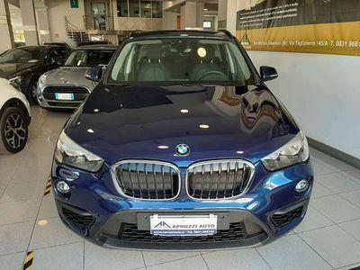 usata BMW X1 sDrive20d Advantage SENSORI