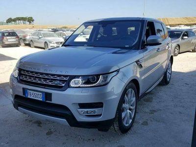 usata Land Rover Range Rover Sport 3.0 TDV6 HSE ''EURO6'' Unicoproprietario