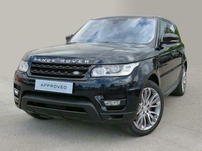 used Land Rover Range Rover Sport 3.0 TDV6 HSE Dynami