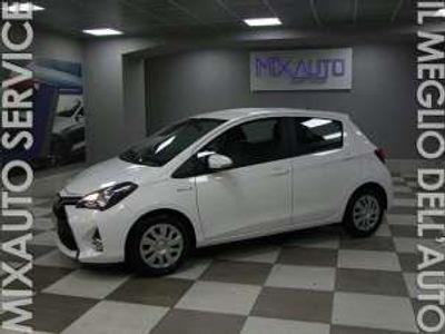 usata Toyota Yaris Hybrid 1.5 75cv 5 Porte AUT EU6