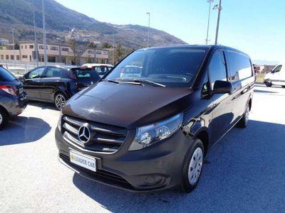 usata Mercedes Vito 2.2 114 CDI PL Furgone Extra-Long