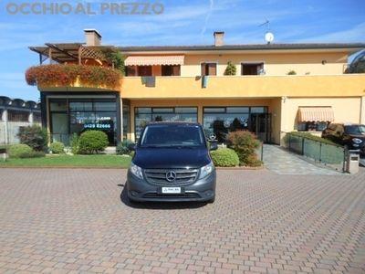 usata Mercedes Vito 1.6 109 CDI PL Tourer Pro Long AUTOMATICO