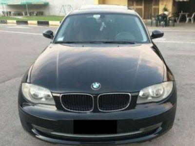 usata BMW 123 Serie 1 (E87) cat 5 porte Eletta DPF