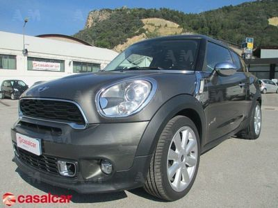 brugt Mini Cooper S Paceman ALL4