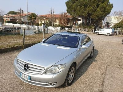 used Mercedes CL500 Sport