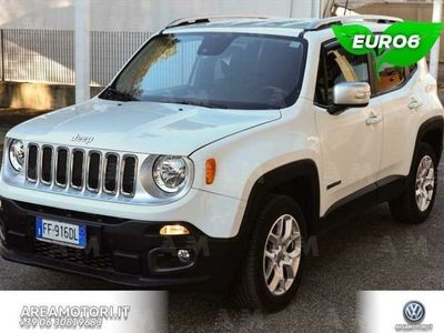 usata Jeep Renegade 2.0 mjt Limited 4wd 140cv auto