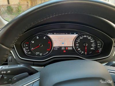 usata Audi A4 A4 2.0 TDI 150 CV clean diesel quattro Ambiente