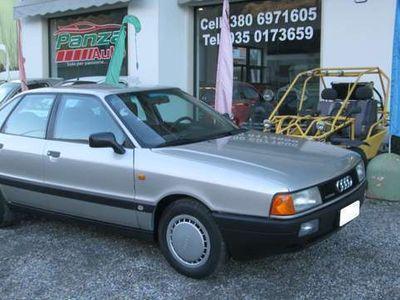usata Audi 80 1.8E Quattro 4x4/Asi/Tetto/Unipro/Rarità