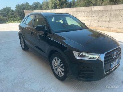usata Audi Q3 2.0TDI 150cv 2016