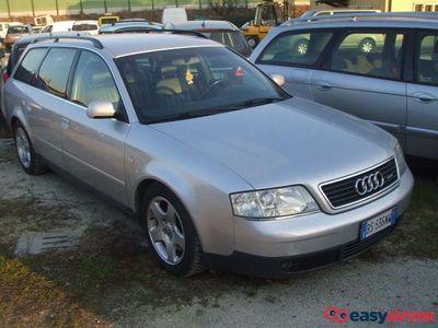 brugt Audi A6 avant 2.5 v6 tdi/180 cv quattro diesel