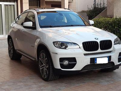 used BMW X6 xDrive40d 5 posti 306 cv Automatica
