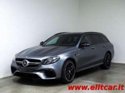 usata Mercedes E63 AMG E 63 AMGS.W. 4Matic AMG S Benzina