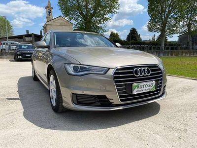 usata Audi A6 Avant 2.0 TDI ultra S tronic Business