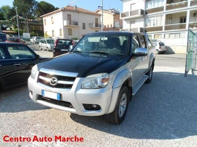 usata Mazda BT-50 2.5 TD cat 4x4 Double Cab Active Pick-up