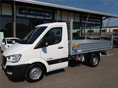usata Hyundai H 350 2500 crdi 150cv passo m ribaltabile trilaterale