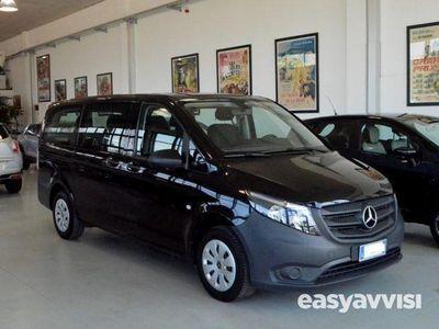 second-hand Mercedes Vito 2.2 114 cdi tourer pro long tagliando nuovo diesel