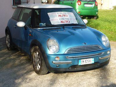 used Mini ONE 16 16v 90cv