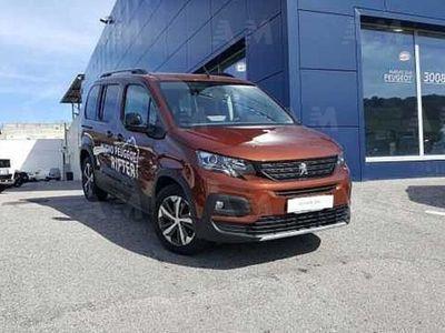 usata Peugeot Rifter BlueHDI 130 S&S GT Line Standard nuova a Nuoro