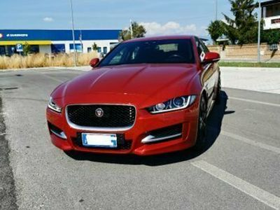 usata Jaguar XE r-sport 2.0 d 180cv