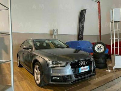 usata Audi A4 Avant 3.0 V6 TDI 245 CV quattro S tronic S-LINE