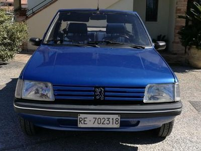 usata Peugeot 205 1.1i cat Cabriolet CJ