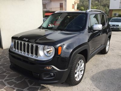 usata Jeep Renegade 4x4 LIMITED - 2016