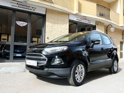 usata Ford Ecosport