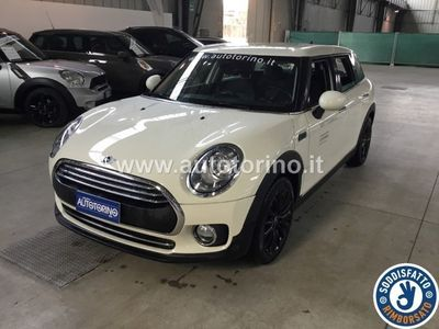 usado Mini One D Clubman ONE BOOST LINE