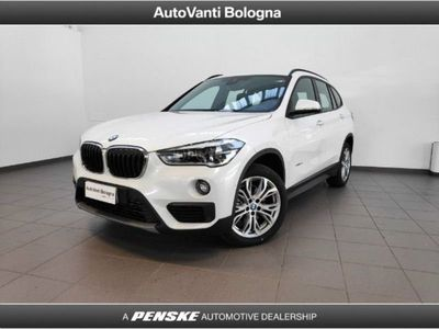 usata BMW X1 xDrive 18d Advantage