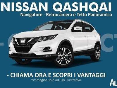 usata Nissan Qashqai 1.2 DIG-T 115 CV N-CONNECTA LED NAVIGATORE E TETTO