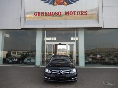 brugt Mercedes C250 CDI BlueEFFICIENCY Coup? Ava