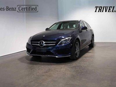 usata Mercedes E250 Classe C-S205 2014 SW C SW d (BT) Premium 4matic auto