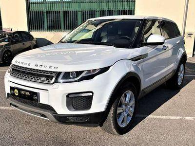 usata Land Rover Range Rover evoque 2.0 eD4 5p. -UNICO PROPRIETARIO - IVA ESPOSTA