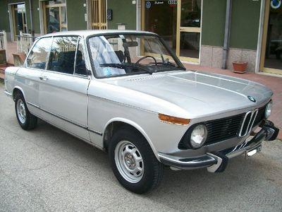 """usata BMW 1502 """"Targa Originale"""" ASI EPOCA Conservata"""