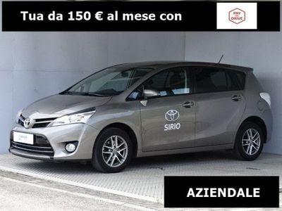 usata Toyota Verso 1.6 D-4D Active del 2017 usata a Mosciano Sant'Angelo