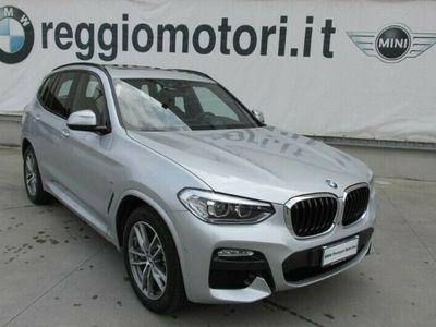 usata BMW X3 xDrive 25d Msport