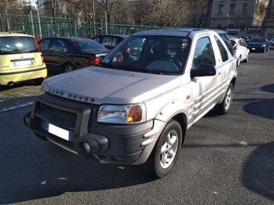 usata Land Rover Freelander 1.8 cat 3p. Autocarro GPL bombola nuova