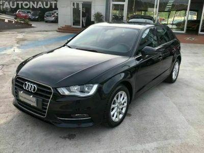 usata Audi A3 SPB 1.6 TDI clean diesel S tronic Ambition