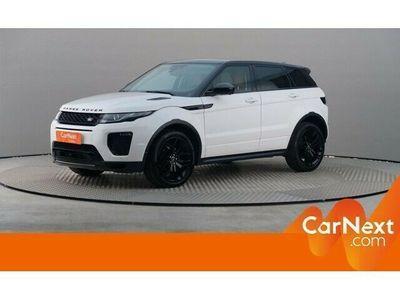 usata Land Rover Range Rover evoque 2.0 Td4 180cv Hse Dynamic