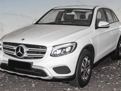 gebraucht Mercedes GLC220 d 4Matic Led Navi