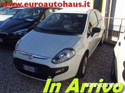 brugt Fiat Punto Evo 1.3mjt 75cv 3p.van active 2pti diesel