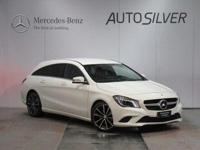 usata Mercedes CLA220 CDI S.W. Automatic Sport FH